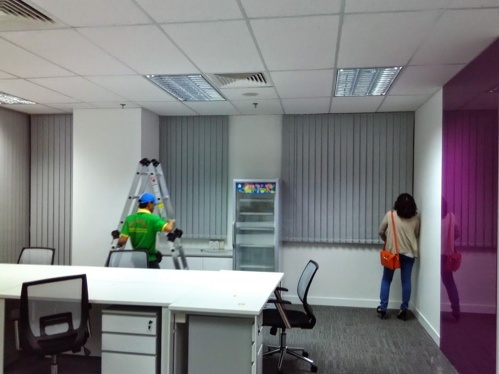 Màn sáo văn phòng