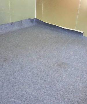 thảm cũ xám lông chuột thanh lý