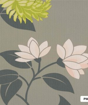 Giấy dán tường hoa