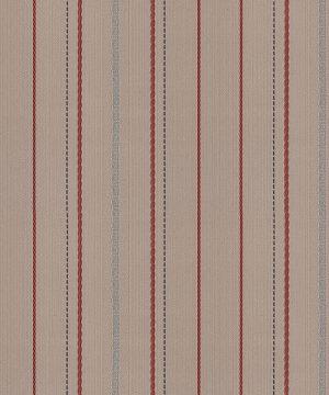 vải dán tường sọc nâu